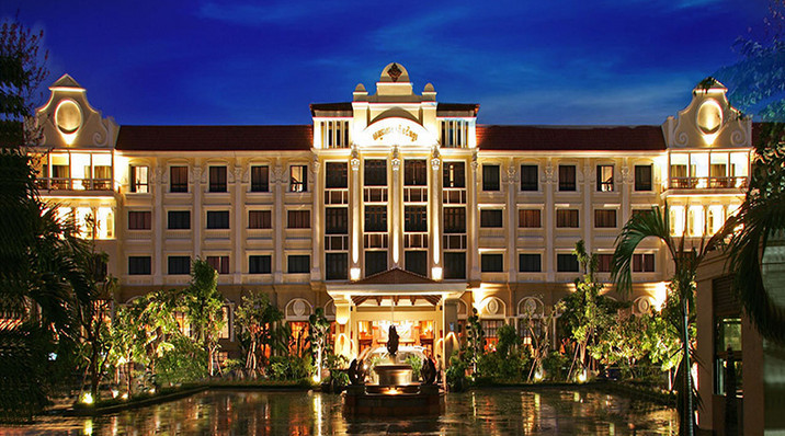 Prince D'Angkor Hotel 4*