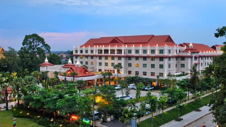 Sokha Angkor Resort 5*