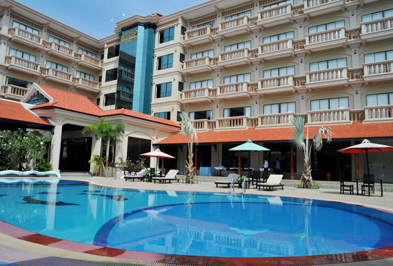 Lucky Angkor Hotel (4*)