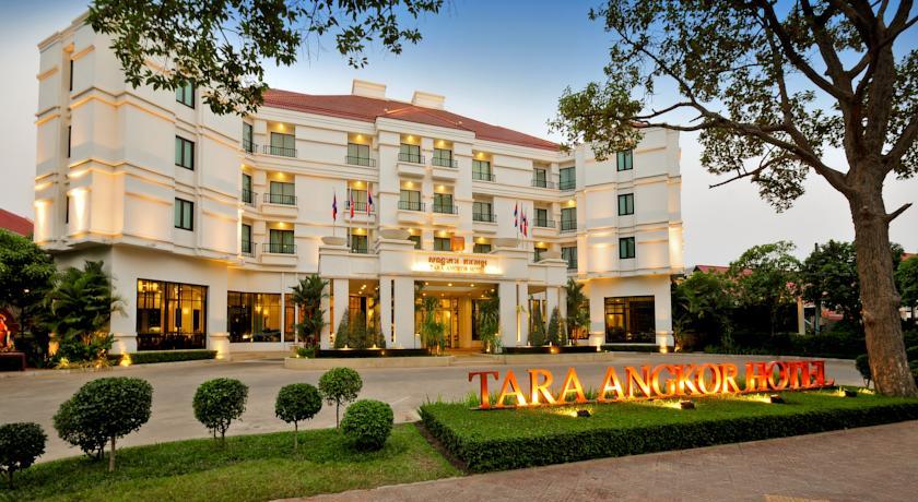 Tara Angkor Hotel 4*