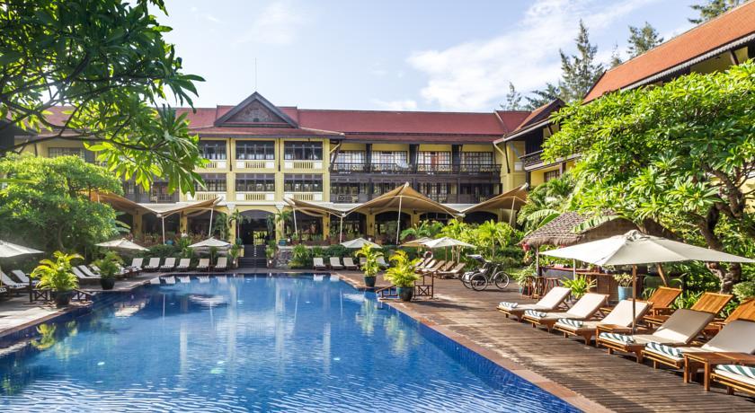Victoria Angkor Resort 5*