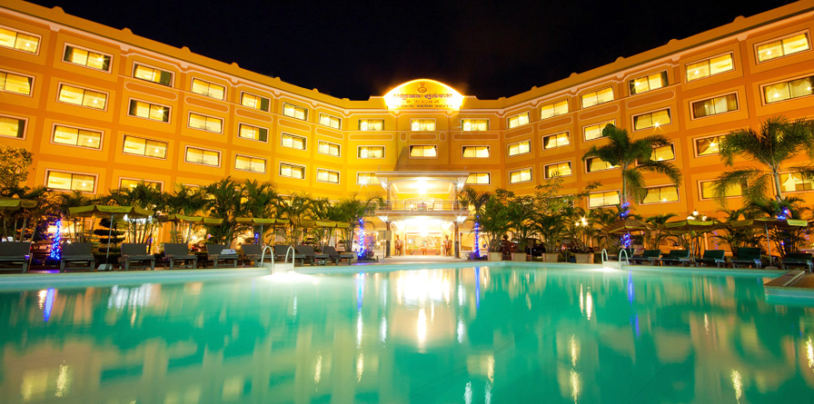 Golden Sand Hotel 3*