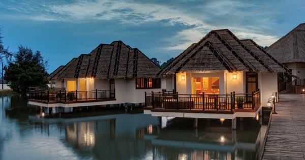 Виллы Moha Mohori в Sokha Beach Resort