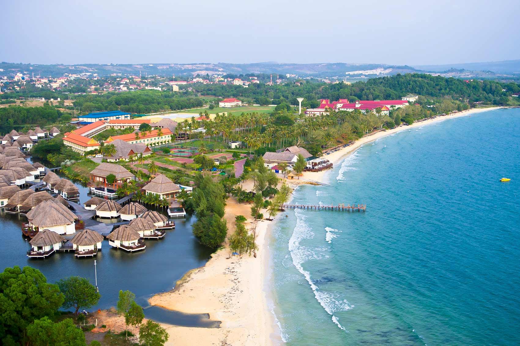 Sokha Beach Resort 5*