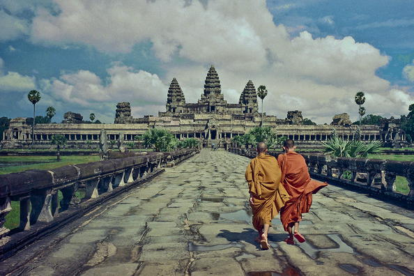 """""""Храмы Ангкора"""" на 2 дня и 1 ночь"""