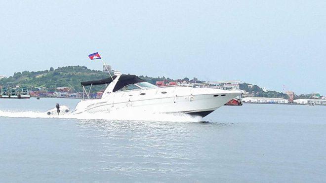Приватная морская прогулка на скоростном катере