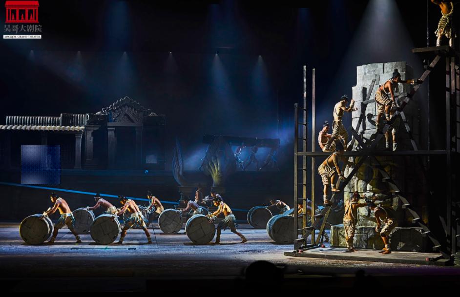 Театральное Шоу Angkor Dynasty